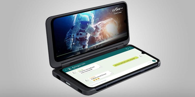 LG G8X ThinQ ya está en México, precio y especificaciones