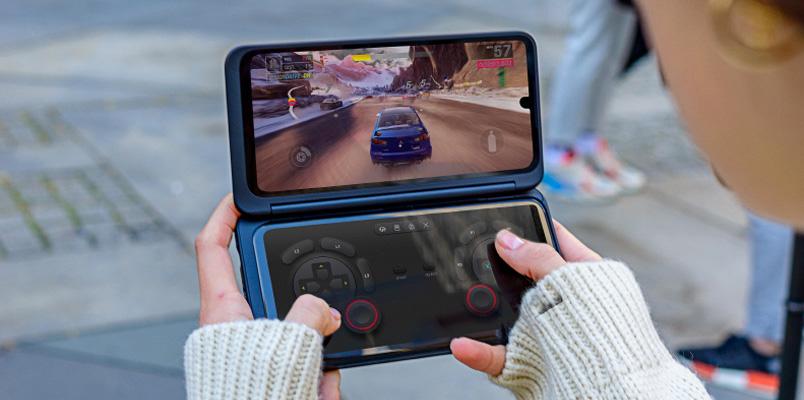 LG G8X ThinQ juegos