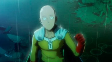 One Punch Man A Hero Nobody Knows intro