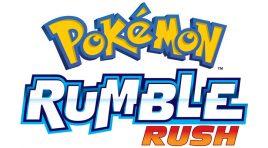 Nuevo contenido que llega a Pokémon Rumble Rush