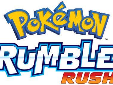 Pokemon Rumble Rush logo