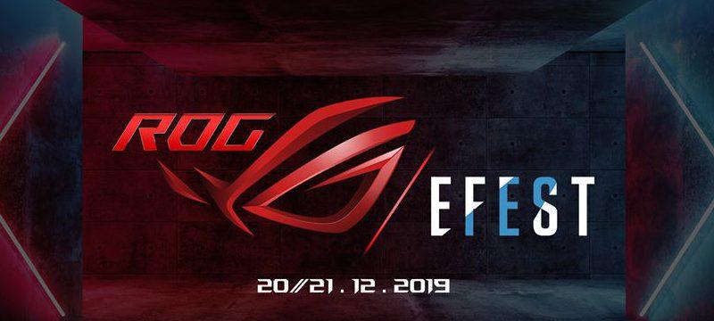 ROG EFEST 2019