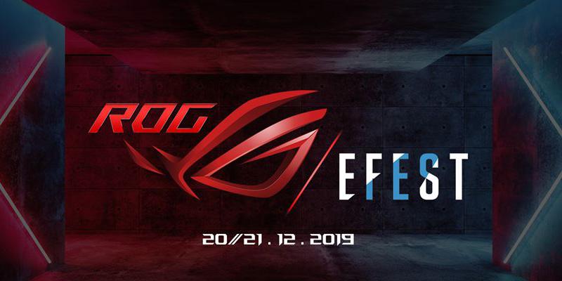 Todo lo que estará en la cuarta edición de ROG EFEST en CDMX