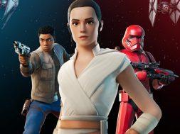 Star Wars x Fortnite