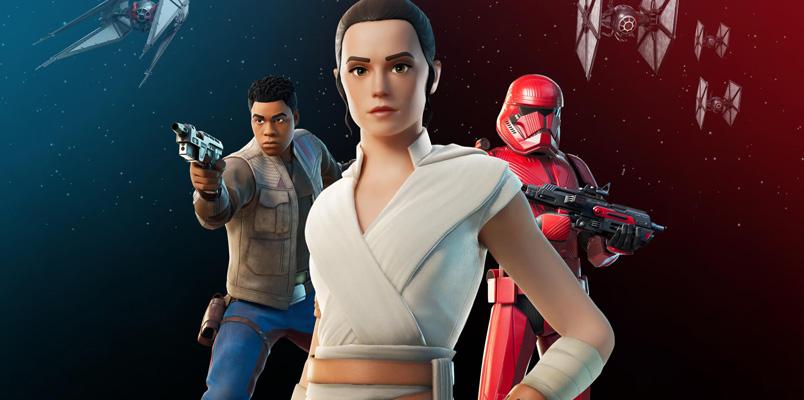El contenido de Star Wars que estará llegando a Fortnite