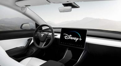 Tesla Disney Plus
