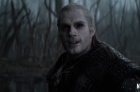 The Witcher personajes principales