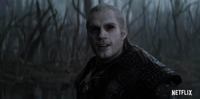 Netflix presenta a los personajes principales de The Witcher