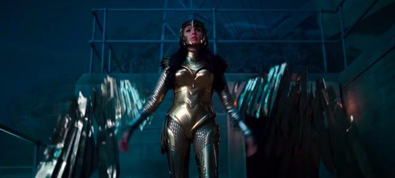 Wonder Woman 1984 traje