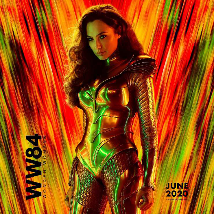 Wonder Woman 84 Diana