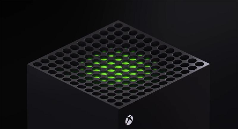 Xbox Series X ventilador