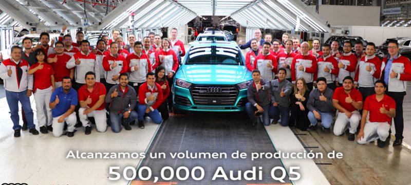 Audi Mexico 500000 Q5