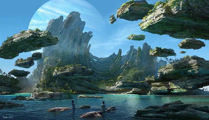 Avatar 2 CES 2020 tierra