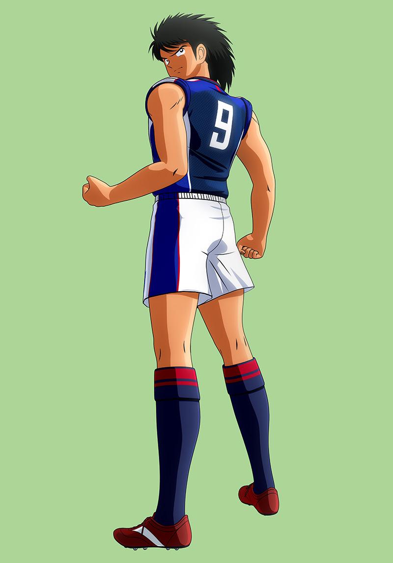 Captain Tsubasa Rise of New Champions Steve Hyuga