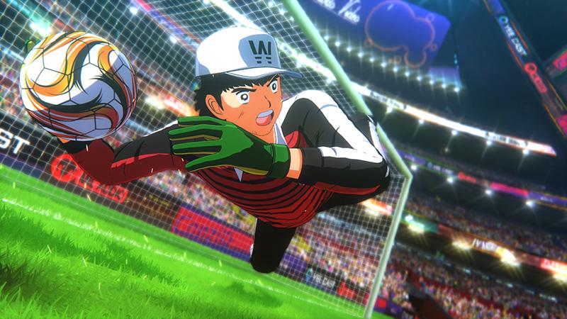 Captain Tsubasa Rise of New Champions benji