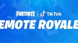 TikTok y Fortnite se unen para el Emote Royale Contest