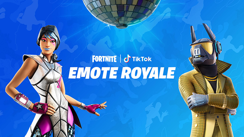 Fortnite Emote Royale Contest