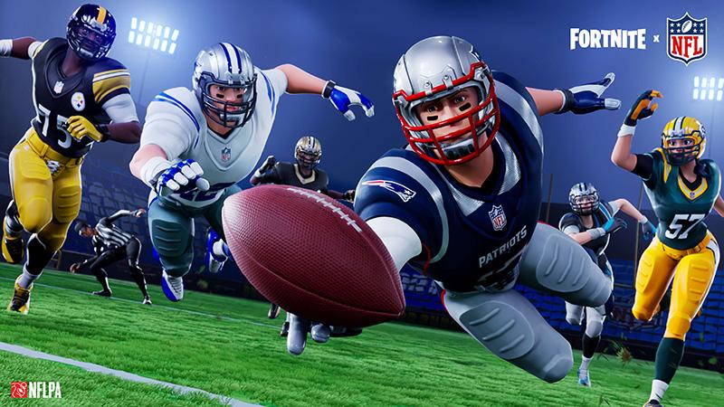 Fortnite Super Bowl LIV