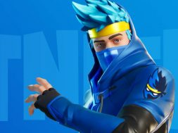 Fortnite atuendo Ninja