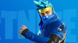 El skin y accesorios de Ninja en Fortnite ya están disponibles