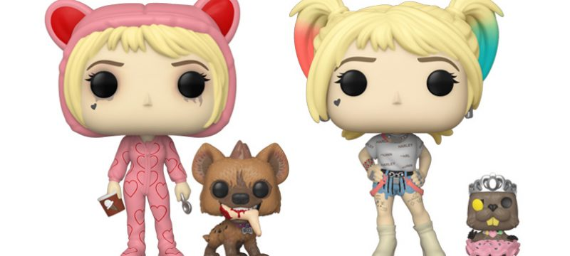 Funko Pop Birds of Prey