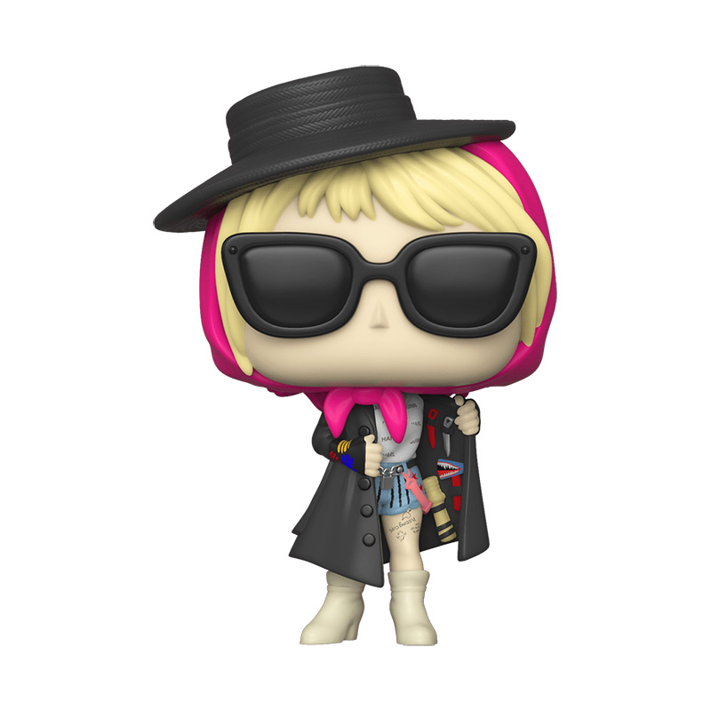Funko-Pop-Birds-of-Prey-Harley-Quinn-Funko-Specialty-Series