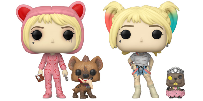 Funko lanza productos de la película Birds of Prey