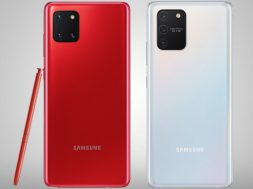 Galaxy Note 10 Lite Galaxy S10 Lite