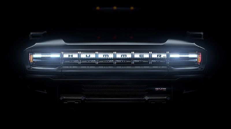 La Hummer de GM ha vuelto, ahora como una 'pickup' totalmente eléctrica