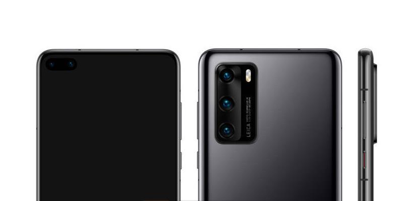 Así será el diseño del nuevo Huawei P40; se presenta en marzo