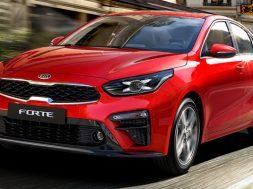 KIA Forte 2019 ventas
