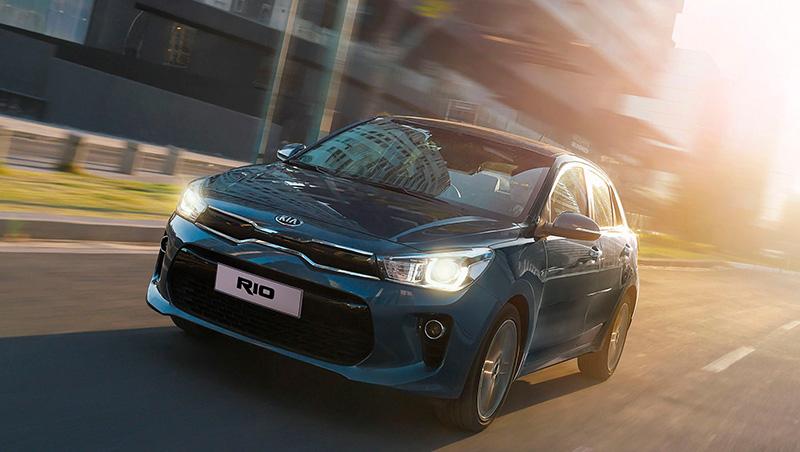 KIA Rio 2019 ventas