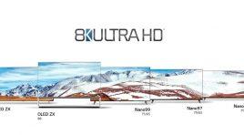Las tecnologías en los nuevos televisores LG 8K Ultra HD 2020