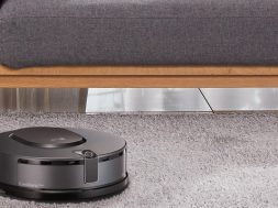 LG CordZero ThinQ Robotic Mop CES 2020