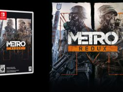Metro 2033 Nintendo Switch