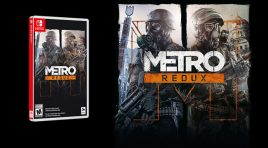 Metro 2033 y Metro: Last Light llegarán a Nintendo Switch