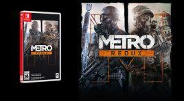Metro 2033 y Metro: Last Light llegarán a Nintendo Switch