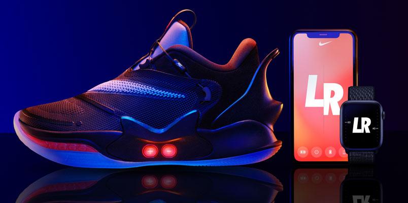 Así son los nuevos Nike Adapt BB 2.0, se lanzan en marzo 2020