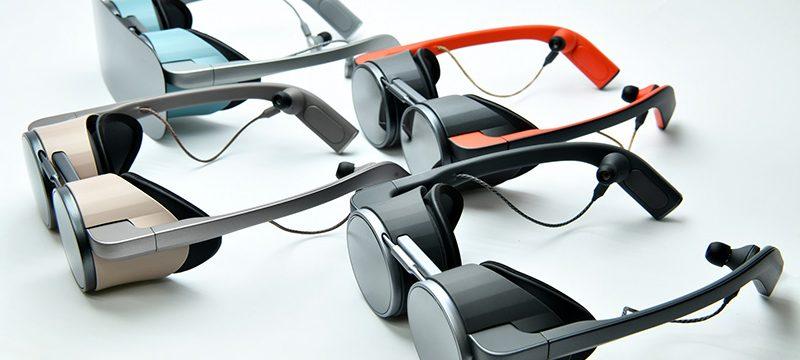 Panasonic gafas VR