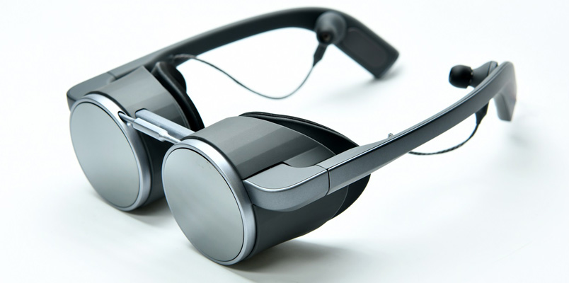 Panasonic gafas VR CES 2020