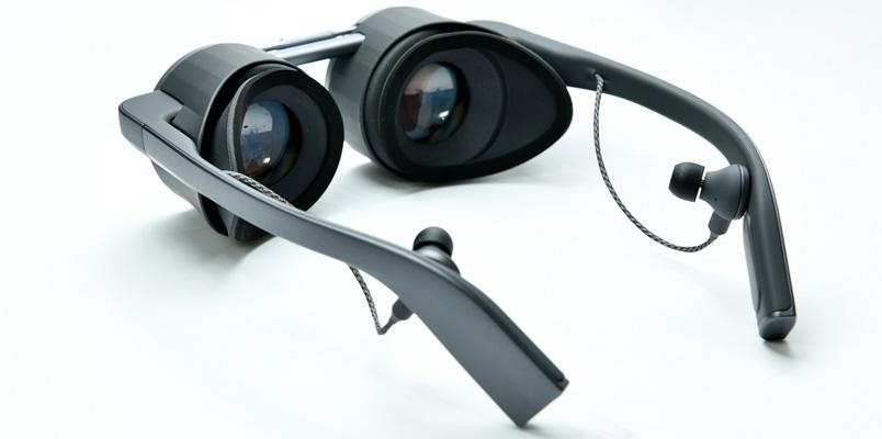 Panasonic gafas VR CES