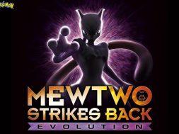 Pokemon Mewtwo contraataca Evolución