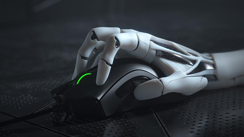 Razer DeathAdder V2 ergonomico