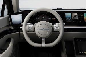 Sony Vision-S volante