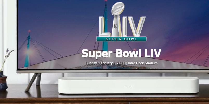 Consejos para disfrutar del Super Bowl LIV con el mejor audio
