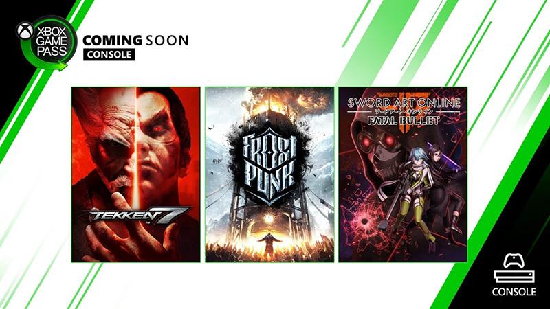 Xbox Game Pass semana enero