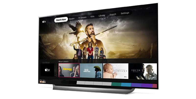 Apple TV LG TV 2019