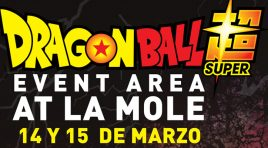 Dragon Ball Experience llegará a México en el mes de marzo