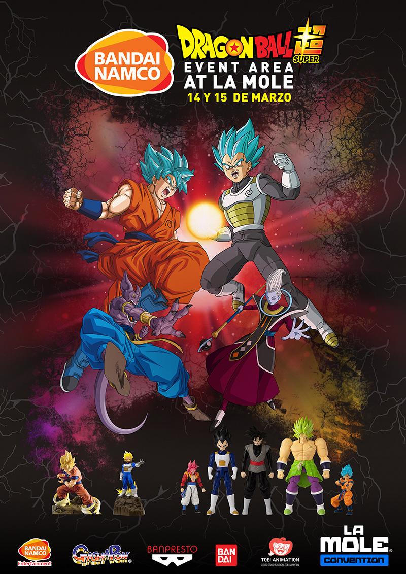 Dragon Ball Experience Poster Mexico
