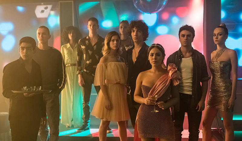 Élite-3--Temporada-3 Netflix marzo 2020